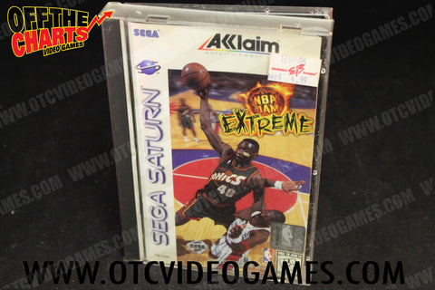 NBA Jam Extreme - Off the Charts Video Games