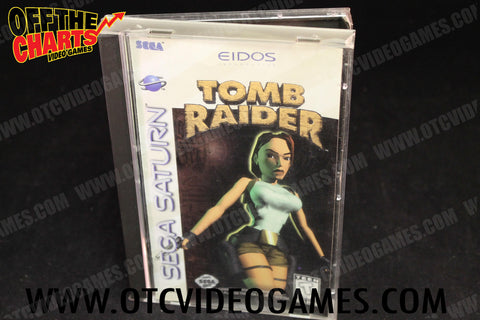 Tomb Raider - Off the Charts Video Games