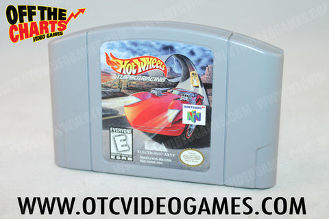 Hot Wheels Turbo Racing - Off the Charts Video Games