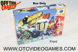 Bomber Man 64 Box Nintendo 64 Box Off the Charts