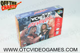 WCW/NWO Revenge Box Nintendo 64 Box Off the Charts