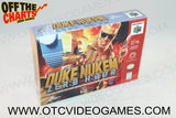 Duke Nukem Zero Hour Box - Off the Charts Video Games