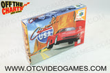 Cruis'n USA Box Nintendo 64 Box Off the Charts
