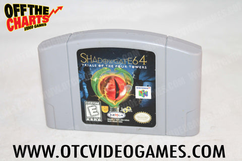 Shadowgate 64 Nintendo 64 Game Off the Charts