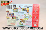 Rugrats Scavenger Hunt Box Only Nintendo 64 Box Off the Charts