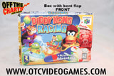 Diddy Kong Racing Box Only Nintendo 64 Box Off the Charts