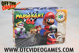 Mario Kart 64 Box - Off the Charts Video Games