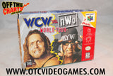 WCW vs. NWO World Tour Box Only Nintendo 64 Box Off the Charts