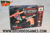 ECW Hardcore Revolution Box Only Nintendo 64 Box Off the Charts