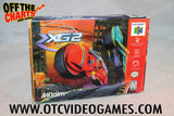 XG2 Box Only Nintendo 64 Box Off the Charts