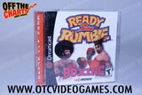 Ready 2 Rumble Boxing - Off the Charts Video Games