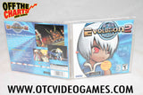 Evolution 2 Sega Dreamcast Game Off the Charts