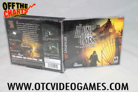 Alone in the Dark: The New Nightmare - Off the Charts Video Games