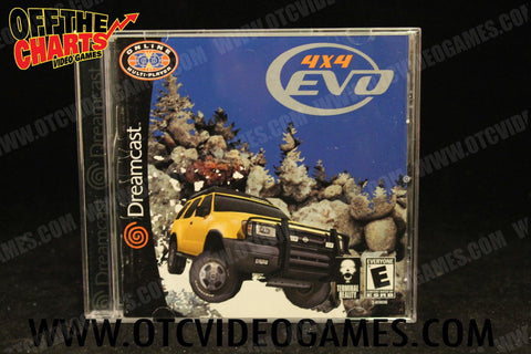 4x4 EVO - Off the Charts Video Games
