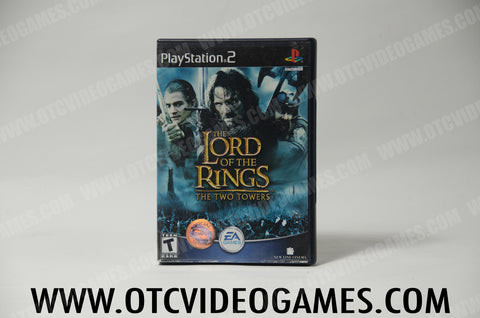The Lord of the Rings The Two Towers - Off the Charts Video Games