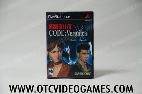 Resident Evil Code: Veronica X - Off the Charts Video Games