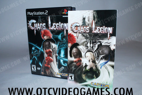 Chaos Legion - Off the Charts Video Games