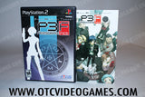 Persona 3 FES Playstation 2 Game Off the Charts