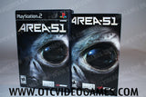 Area 51 - Off the Charts Video Games