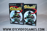 Shinobi Playstation 2 Game Off the Charts