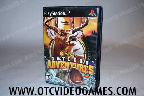 Cabela's Outdoor Adventures - Off the Charts Video Games