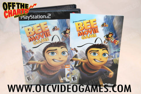 Bee Movie Game Playstation 2 Game Off the Charts
