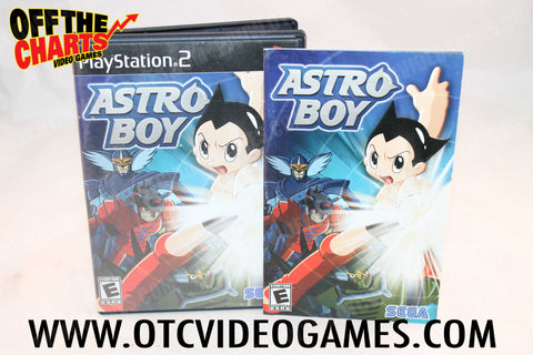 Astro Boy - Off the Charts Video Games