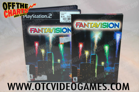 Fantavision - Off the Charts Video Games
