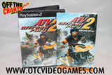 ATV Offroad Fury 2 Playstation 2 Game Off the Charts