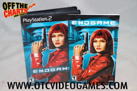 Endgame Playstation 2 Game Off the Charts