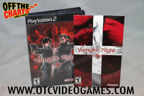 Vampire Night - Off the Charts Video Games