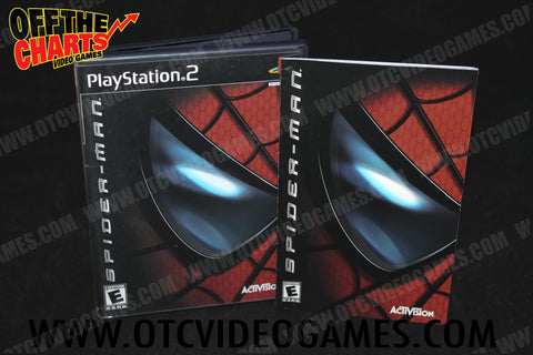 Spider-Man Playstation 2 Game Off the Charts