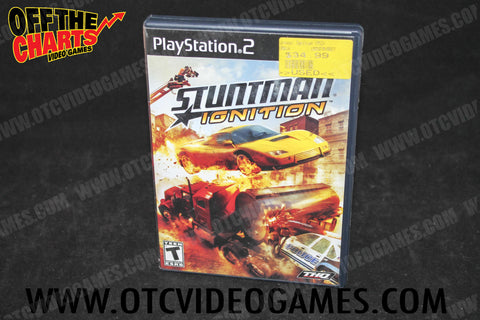 Stuntman: Ignition - Off the Charts Video Games