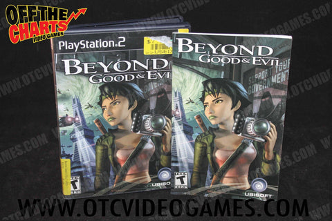 Beyond Good & Evil - Off the Charts Video Games