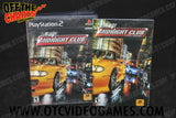 Midnight Club Street Racing Playstation 2 Game Off the Charts