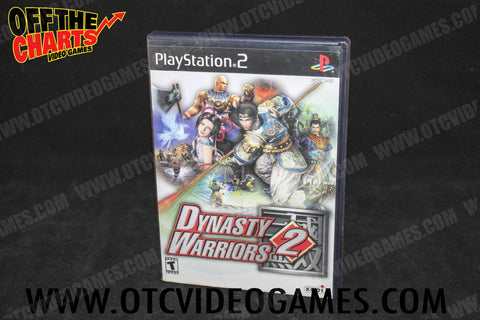 Dynasty Warriors 2 - Off the Charts Video Games