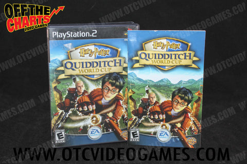 Harry Potter Quidditch World Cup - Off the Charts Video Games