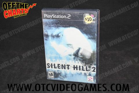 Silent Hill 2 - Off the Charts Video Games