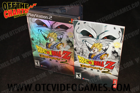 Dragonball Z: Budokai 2 - Off the Charts Video Games