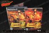 Dynasty Warriors 3 Playstation 2 Game Off the Charts