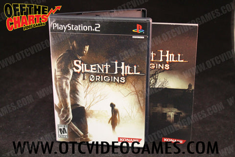 Silent Hill Origins Playstation 2 Game Off the Charts