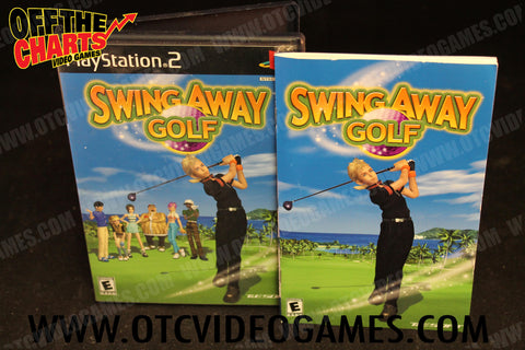 Swing Away Golf - Off the Charts Video Games