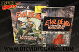 Evil Dead A Fistful of Boomstick - Off the Charts Video Games