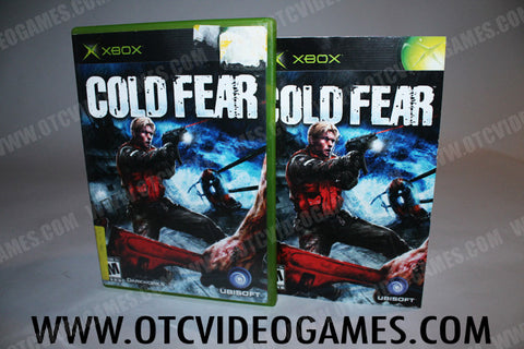 Cold Fear - Off the Charts Video Games