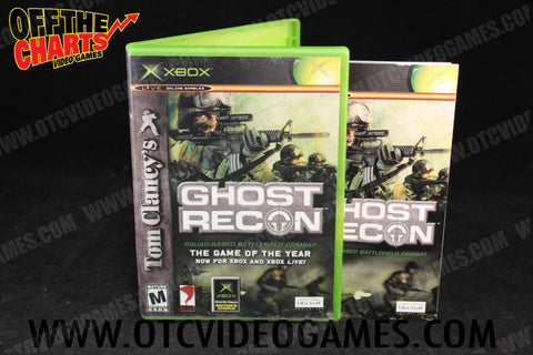 Ghost Recon - Off the Charts Video Games