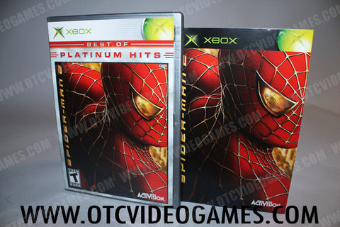 Spider-Man 2 Xbox Game Off the Charts