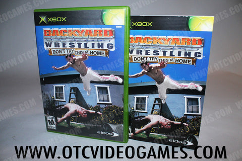 Backyard Wrestling - Off the Charts Video Games