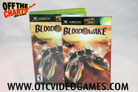 Blood Wake Xbox Game Off the Charts