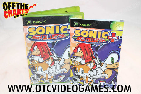 Sonic Mega Collection Plus - Off the Charts Video Games