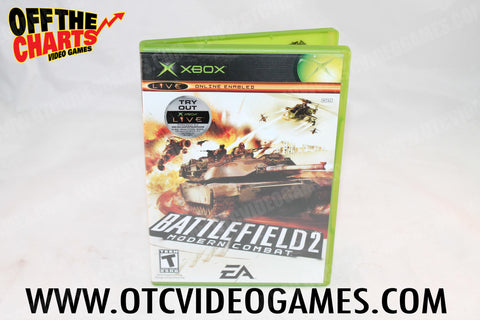 Battlefield 2 Modern Combat - Off the Charts Video Games